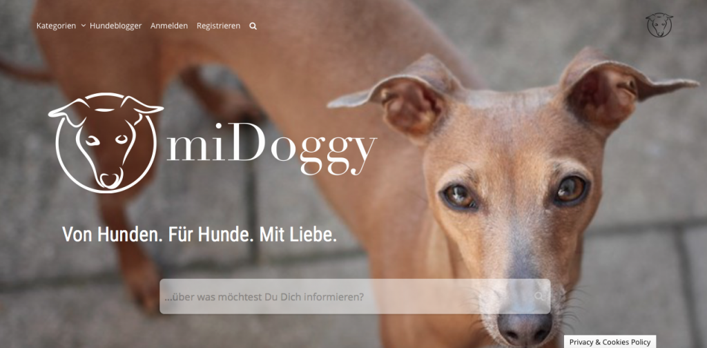 Hunde Community miDoggy