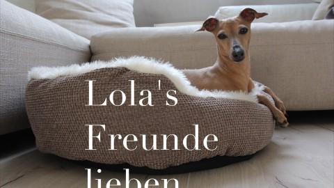 [Lola's Freunde lieben]