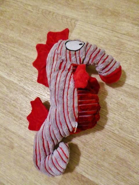 Kong CuteSeas Seepferdchen Hundeblog miDoggy