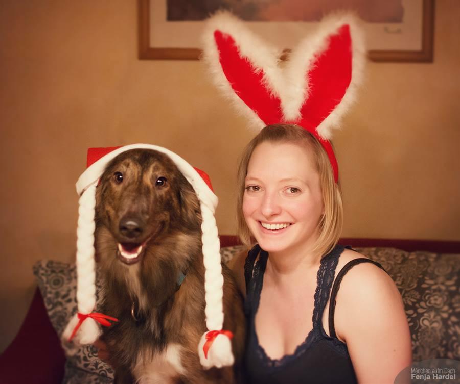 Weihnachtsgeschichte Merle & Nala Hundeblog miDoggy