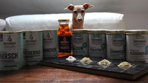 Produkttest [Hundefutter] Hirtengold macht Lola glücklich