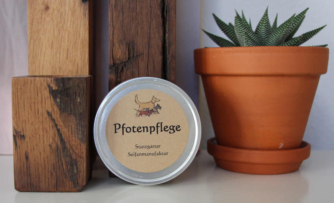 Pfotenpflege Test Stuttgarter Seifenmanufaktur Hundbelog miDoggy