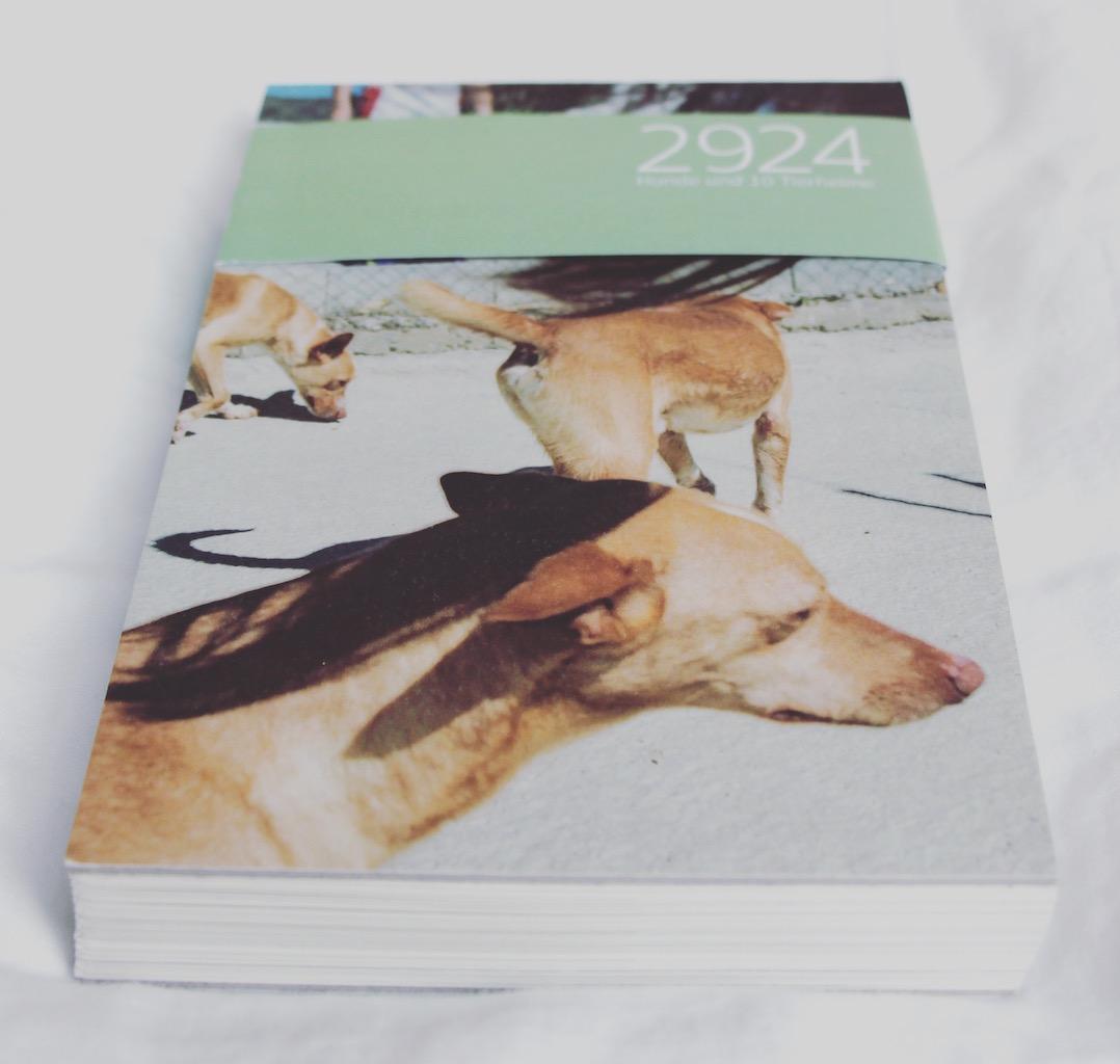 Buchtipp Tierheim 2924 Hunde und 10 Tierheime Manuela Dörr