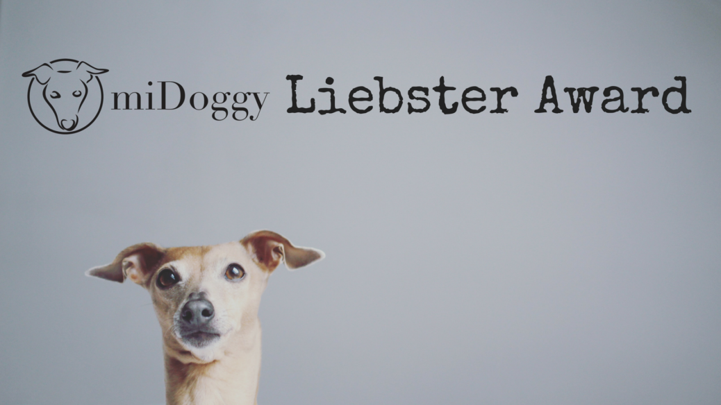 miDoggy Liebster Award